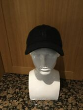 CONTE OF FLORENCE NAVY BLUE BASEBALL CAP / SIZE 56 / WORN GOOD CONDITION