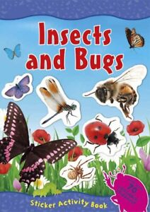 Amazing World - Insects Sticker Activity Book