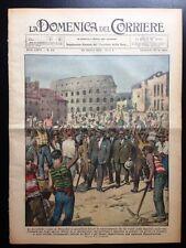 La Domenica del Corriere 23 ottobre 1932 Mussolini Dublino Hitler