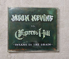 "CD AUDIO INT/ JASON NEVINS VS CYPRESS HILL ""INSADE IN THE BRAIN"" 1999 CDM 6T"