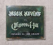 "CD AUDIO INT/ JASON NEVINS VS CYPRESS HILL ""INSADE IN THE BRAIN"" 1999 CDM 6T"