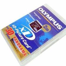 2GB XD MEMORY CARD TYPE M XD-PICTURE CARD OLYMPUS FUJI