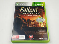 Mint Disc Xbox 360 Fallout New Vegas Ultimate Edition Free Postage