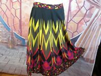 Studio West Cotton Skirt Made in India 100% Cotton Size M