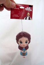 2016 Hallmark Wizard of Oz Dorothy Gale Farm Girl Doll Figure Christmas Ornament
