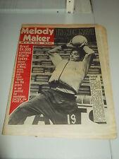 MELODY MAKER 1978 APRIL 22 ROD STEWART JOHNNY ROTTEN ELVIS COSTELLO