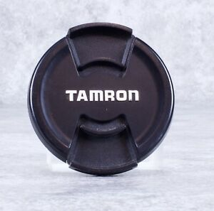 Tamron 62mm Black Plastic Inside Squeeze Front Lens Cap
