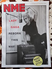 Lady GaGa  NME Magazine  October 2016