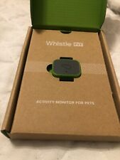 Whistle Fit Pet Health Fitness Activity Tracker Monitoring New