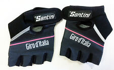 Giro d'Italia Collection: Summer CYCLING GLOVES  Made in Italy by Santini