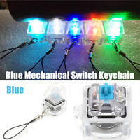 Light Up Switch Tester Kit Backlit Mechanical Keycap Keychain for Cherry-MX-Swi