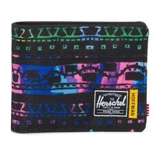 Herschel Supply Roy RFID Bi-Fold Wallet Hoffman Zig Zag - Rare Retired Pattern