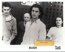 bush limited edition press kit