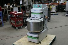 2013 Univex Sgl50-02 70 Quart 110 Pound Spiral Mixer Stainless Commercial Bakery