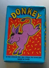 Donkey Matching Card Game for Preschoolers *New*.