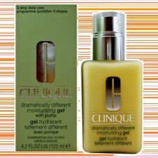 CLINIQUE ~ Dramatically Different Moisturizing Gel 3,4 w/ Pump 4.2 fl oz