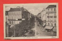 Postal-Vichy - Calle de París (C1950)