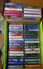 Cassettes, You Pick, Unopened Various - pop, movie, country, rock, jazz, xmas