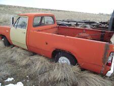 73 Dodge pickup