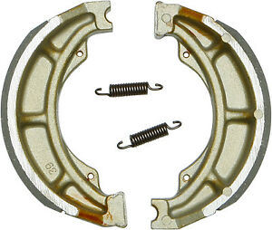 EBC 1982-1996 Suzuki GN125E BRAKE SHOES 602