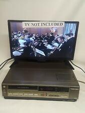 Toshiba Betamax Vcr Model V-M415 Working*, No Remote. Please see Description.