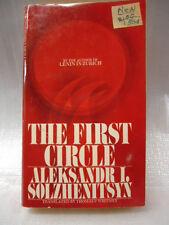 The First Circle Alexander Solzhenitsyn  Paper Back 1976  A Bantam Book