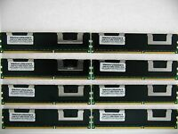 32GB (8X4GB) DDR3 MEMORY FOR DELL POWEREDGE T410 T610 T710 R610 R710 R715 R815