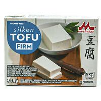 Mori-No - Silken Tofu Firm 349 g - Seidentofu hergestellt aus besten Sojabohnen