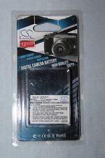 CAMERON SINO Batterie Samsung SLB-10A   CS-SLB11A