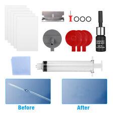 Car Windshield Repair Kit Automotive Glass Nano Crack Repair Fluid Windshield Us