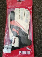 Puma Goalkeeper goalie gloves Adult size 8
