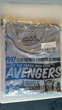 Flophouse Marvel Avengers Thor Vs Ultron Collector Corps Patch&Comic Book Medium