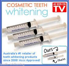 TEETH / TOOTH WHITENING GEL - 1x18% CARBAMIDE PEROXIDE - STRONGEST IN AUSTRALIA!