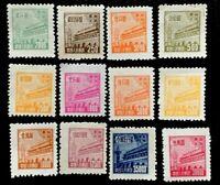 1950 China Northeast Stamps R2 SC#1L164//1L175, 1L148