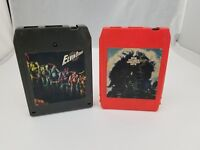 Rock 8 Track Tapes Lot of 2 Bob Dylan's Greatest Hits Elvin Bishop Struttin My
