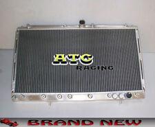 Aluminum Radiator for Mitsubishi 3000GT/GTO 1991-1999 MT VR-4 Spyder 3.0 Turbo