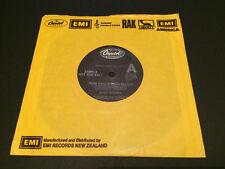 "KING KOBRA IRON EAGLE SAMPLE RECORD AUSTRALIAN 7"" VINYL 1986 WASP W.A.S.P."