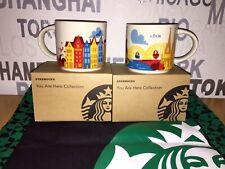 Starbucks City You Are Here 14 Oz/414ml 🇩🇪 Köln / German 1 Tasse Mug + SKU