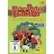 KLEINER ROTER TRAKTOR - DIE SCHÖNSTEN TIERFOLGEN  DVD KINDER FILM FAMILIE NEU