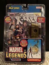 Marvel Legends Psylocke ToyBiz 2006 Mojo BAF Lower torso Uncanny X-Men