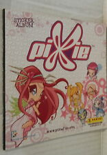 ALBUM FIGURINE PANINI PIXIE 2008 Contiene 6 figurine Collezionismo TV Cartoon