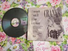 Cranes – Inescapable EP Label: Dedicated – DEDCD 0035 UK Promo CD Single