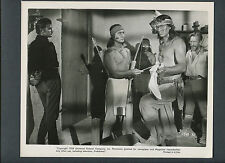 ROCK HUDSON AS NATIVE AMERICAN WARRIOR TAZA - 1954 WESTERN DIRECTED BY D SIRK