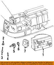 Jeep CHRYSLER OEM Grand Cherokee Headlamp-Front Lamps-Adjust Screw 56006403AB