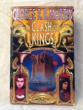 George R R Martin - A Clash of Kings - 1st 1998, Voyager Trade Paperback Edition