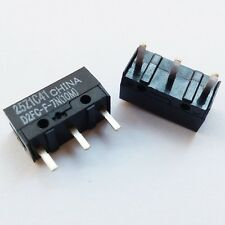 2pcs OMRON Micro Switch D2FC-F-7N for Mouse (10m)