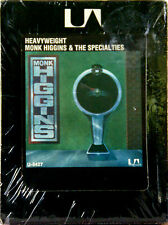 MONK HIGGINS & THE SPECIALTIES  Heavyweight  NEW SEALED 8 TRACK CARTRIDGE