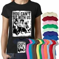 Sanderson Sisters T-Shirt You Cant Sit With Us Hocus Pocus Halloween