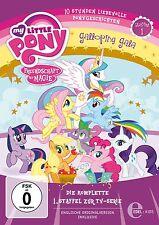 4 DVDs *  MY LITTLE PONY - TV-SERIE - STAFFEL 1 - BOX  # NEU OVP &