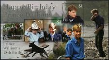 Fiji 2000 SG#MS1101 Prince William 18th Birthday MNH M/S #D74552